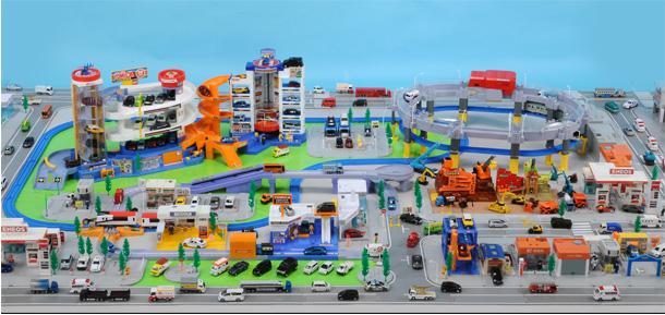 Playsets Toys, Garage Parking Playset, Toy Car Play-Set, Kids Play Set Toy.