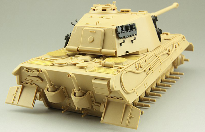 1/35 Scale Model Tank, Tamiya 35164 King Tiger Sd.Kfz. 182 Production Turret Plastic Scale Model Kit