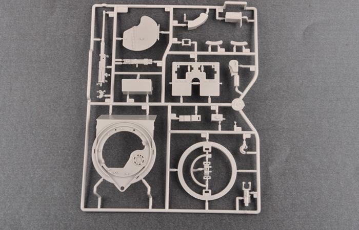 1/16 Scale Model Kit, US M-ATV MRAP, TRUMPETER 00930 Plastic Model Kit.