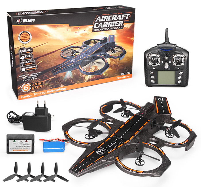 remotely piloted vehicles, The Avengers Flight Aircraft carrier, big RC Quadrocopter, Four axis Remote control  helicopter, Electric toys.