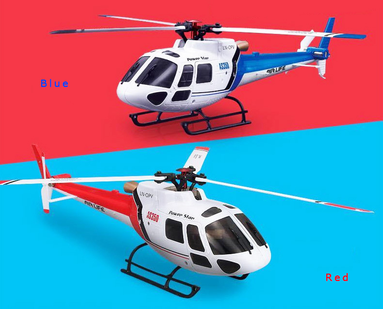 WLtoys V931, 3D 6CH flybarless Brushless RC Helicopter, 3 blade, as350 squirrel Scale RC model.