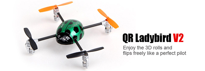 Enjoy the 3D rolls and flips freely like a perfect pilot