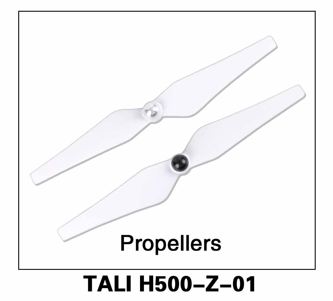Walkera parts, RC Helicopter, RC hexacopter, GPS FPV Drone, Tali H500 Accessories H500-Z-01 Propeller