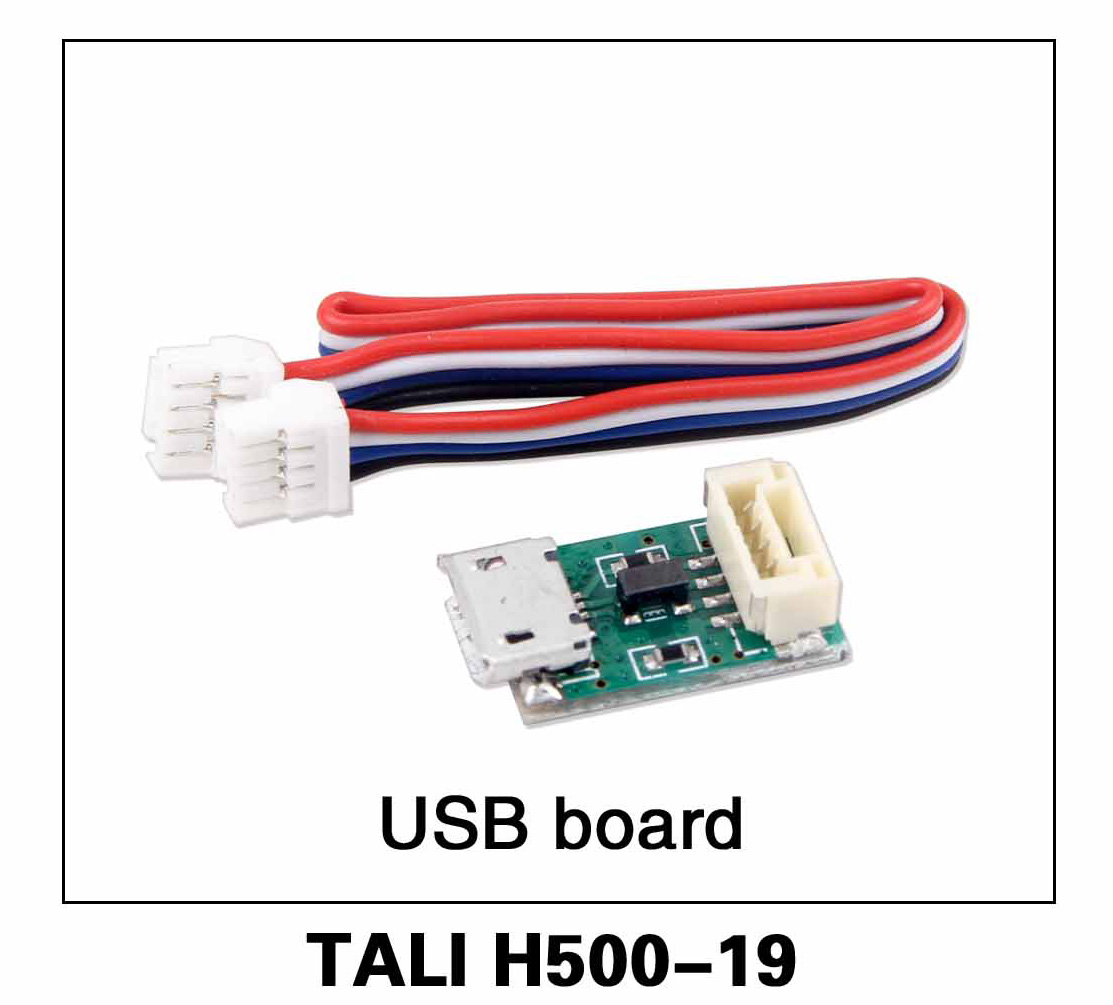 Walkera parts, RC Helicopter, RC hexacopter, GPS FPV Drone, Tali H500 Accessories H500-Z-19 USB Board