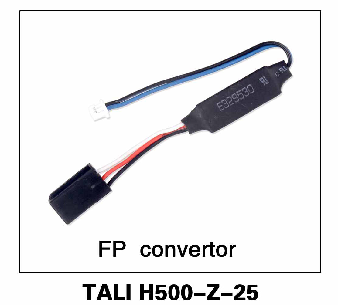 Walkera parts, RC Helicopter, RC hexacopter, GPS FPV Drone, Tali H500 Accessories H500-Z-25 FP converter